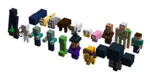 minecraft-mobs-logo